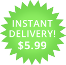 Pay $5.99 and get Instant Delivery