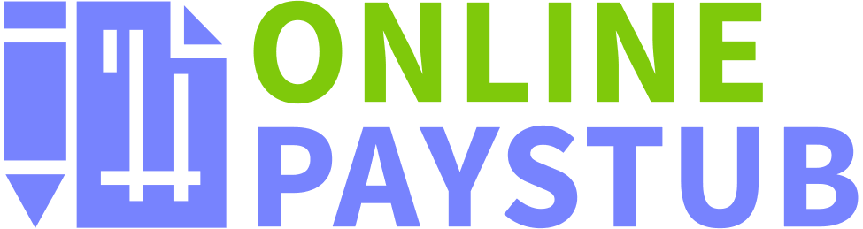 Online Pay Stubs Logo